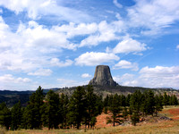 Black Hills and Devils Tower 2004